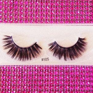 🆕️(Famous)#105 3d Mink Lashes😍